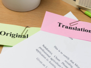 Dịch tài liệu chuyên ngành